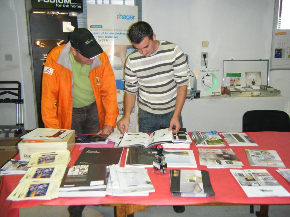 """Album photos """"Ouvrons à tous les portes de nos métiers 2012"""" 7"""