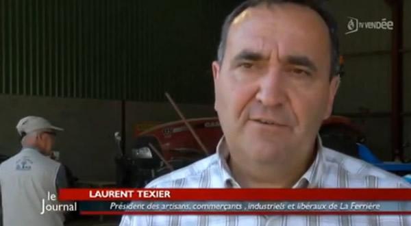 Le Village des métiers 2014 dans le JT de TV Vendée