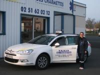 Logo Taxis des Charmettes