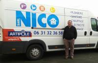 Logo SARL NICO