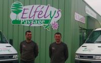 Logo ELFÉLYS Paysage & Entretien