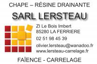 Logo SARL LERSTEAU